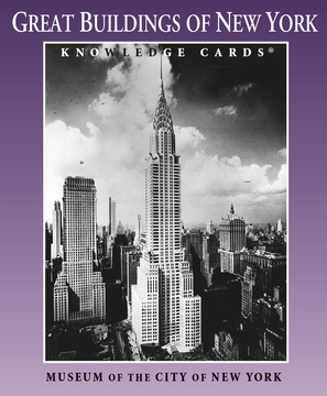 Great Buildings of New York Knowledge Cards
