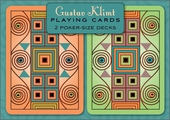 Gustav Klimt Poker Playing Cards