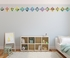 Here on Earth: An Animal Alphabet Wall Décor