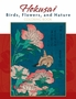 Hokusai: Birds, Flowers, and Nature Coloring Book