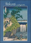 Hokusai Waterfalls Boxed Notecards