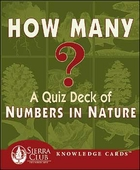 How Many? A Quiz Deck of Numbers in Nature