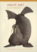 Inuit Art: Cape Dorset 2014 Engagement Calendar