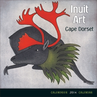 Inuit Art: Cape Dorset 2014 Mini Wall Calendar
