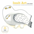 Inuit Art: Cape Dorset 2016 Sticker Wall Calendar