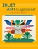 Inuit Art from Cape Dorset Coloring Book