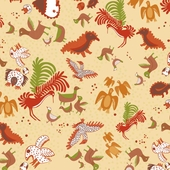 Inuit Designs from Cape Dorset Gift Wrap
