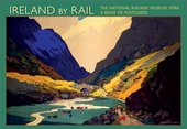 Ireland by Rail Book of Postcards