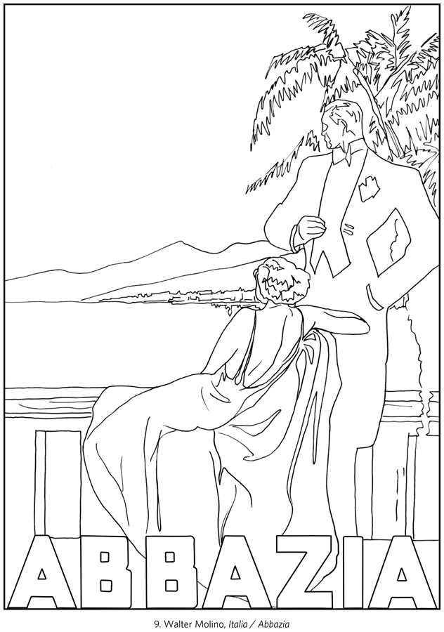 free coloring pages travel - photo#21