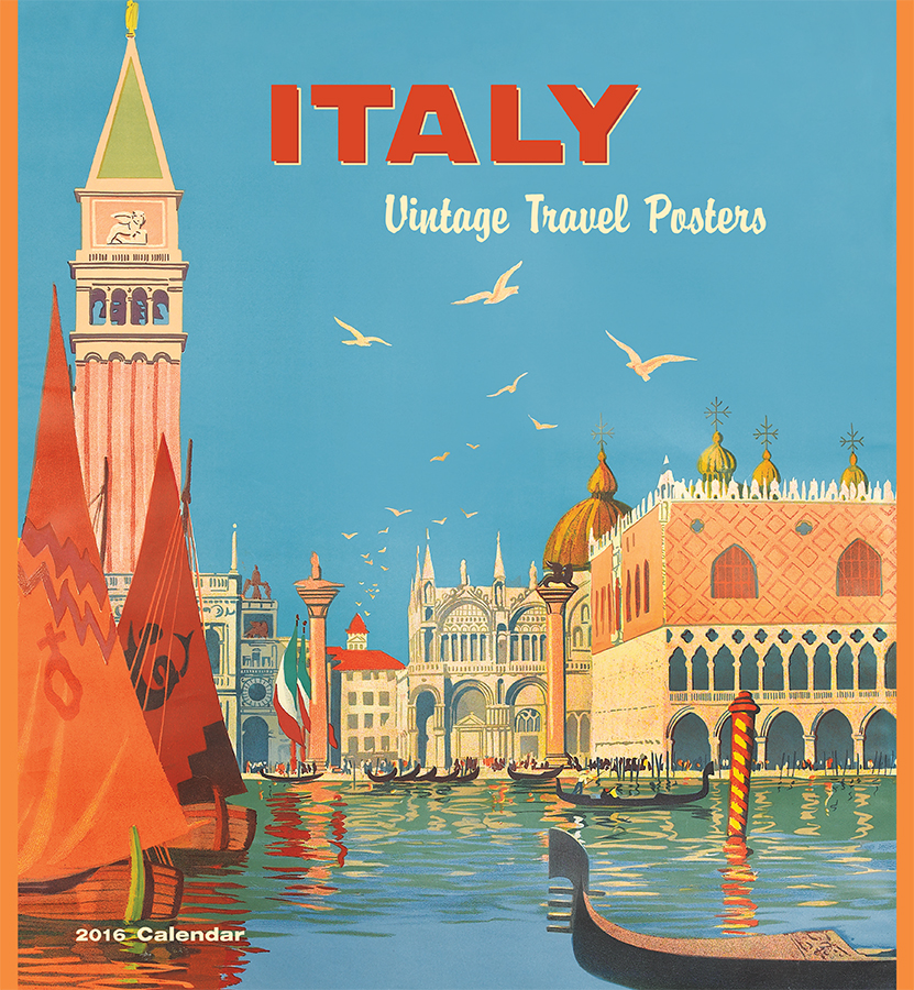 Italy Vintage Poster 102