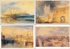 J. M. W. Turner: Views of England Boxed Notecards
