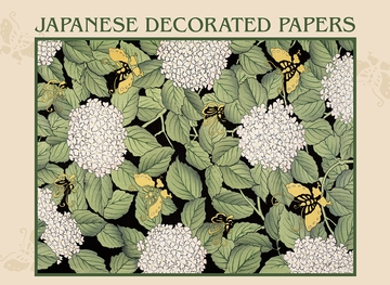 Japanese Decorated Papers Boxed Notecards