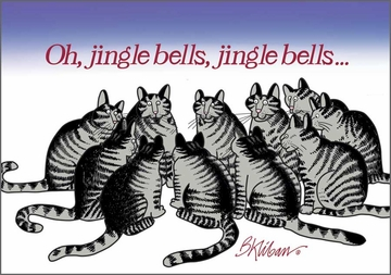 Jingle Bells Holiday Cards