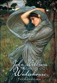 John William Waterhouse Notecard Folio