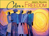 Joseph Holston: Color in Freedom Boxed Notecards
