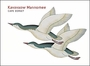Kavavaow Mannomee: Cape Dorset Boxed Notecards