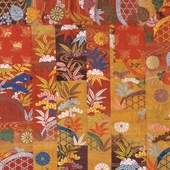 Kesa (Buddhist Priest's Robe) Gift Wrap