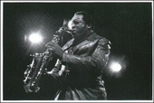 King Curtis Postcard