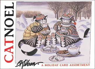 Kliban's CatNoel Christmas Card Assortment