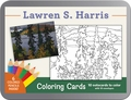 Lawren S. Harris Coloring Cards