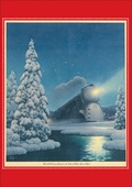 Leslie Ragan: The 20th Century Limited Christmas Cards