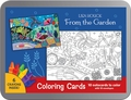Lisa Houck: From the Garden Coloring Cards