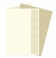 Luxfer Prism Laser-Cut Notecard