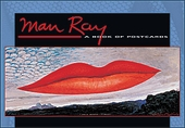 Man Ray Book of Postcards