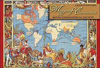 Mapping Curiosities Book of Postcards