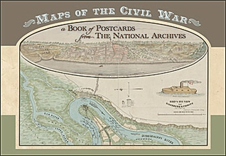 Maps of the Civil War Book of Postcards