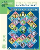 Marcia Perry: Here on Earth 300-piece Jigsaw Puzzle