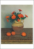 Marigolds and Tangerines Small Boxed Cards