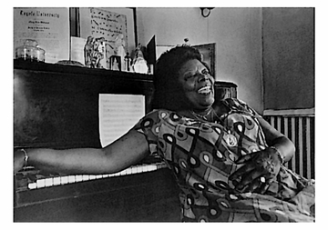 Mary Lou Williams Postcard