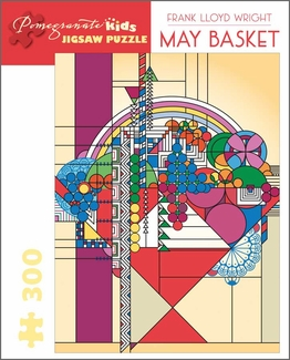 May Basket 300-piece Jigsaw Puzzle