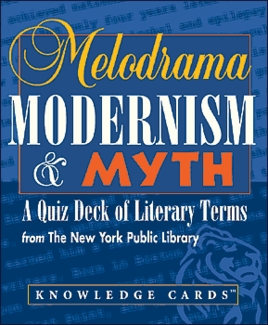 Melodrama, Modernism & Myth Knowledge Cards