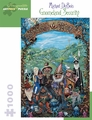 Michael DuBois: Gnomeland Security 1,000-piece Jigsaw Puzzle