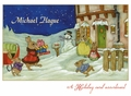 Michael Hague Holiday Card Assortment