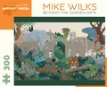Mike Wilks: Beyond the Garden Gate 300-piece Jigsaw Puzzle