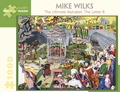 Mike Wilks: The Ultimate Alphabet: The Letter B 1000-Piece Jigsaw Puzzle