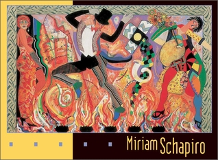 Miriam Schapiro Boxed Notecards