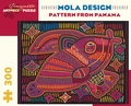 Mola Design: Pattern from Panama 300-Piece Jigsaw Puzzle