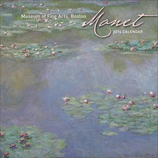 Monet 2014 Mini Wall Calendar