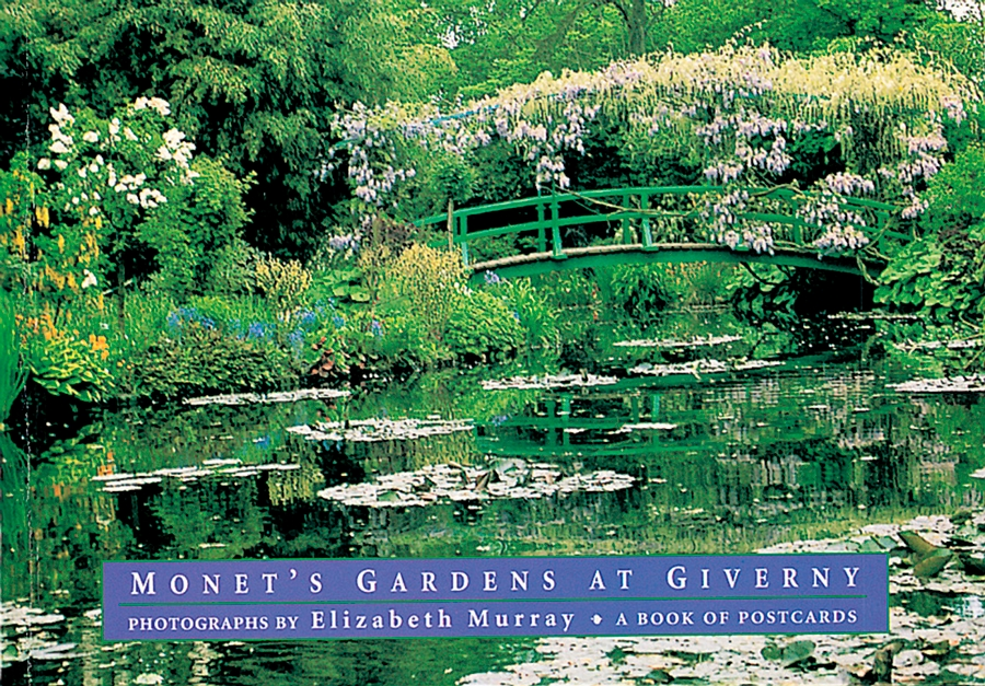 Monets Gardens At Giverny Book Of Postcards