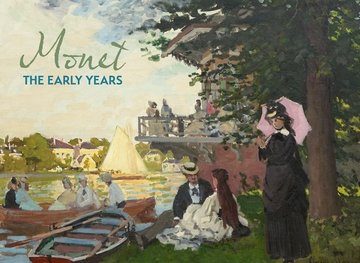 Monet: The Early Years Boxed Notecard Assortment