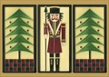 Motawi Tileworks: Nutcracker and Tree Christmas Cards