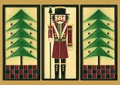 Motawi Tileworks: Nutcracker and Tree Holiday Cards