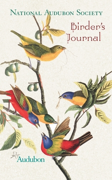 National Audubon Society Birder's Journal