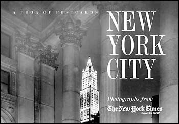 New York City: Photos from The New York Times Book of Postcards