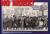 No More! A Gallery of Protests and Demonstrations Book of Postcards