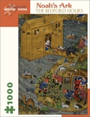 Noah's Ark: The Bedford Hours 1,000-piece Jigsaw Puzzle